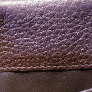 Gucci Bags - →NICE← Gucci Leather Continental Checkbook Wallet